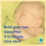 baby sleep plan 9-12 months