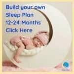 baby sleep plan 12-24 months
