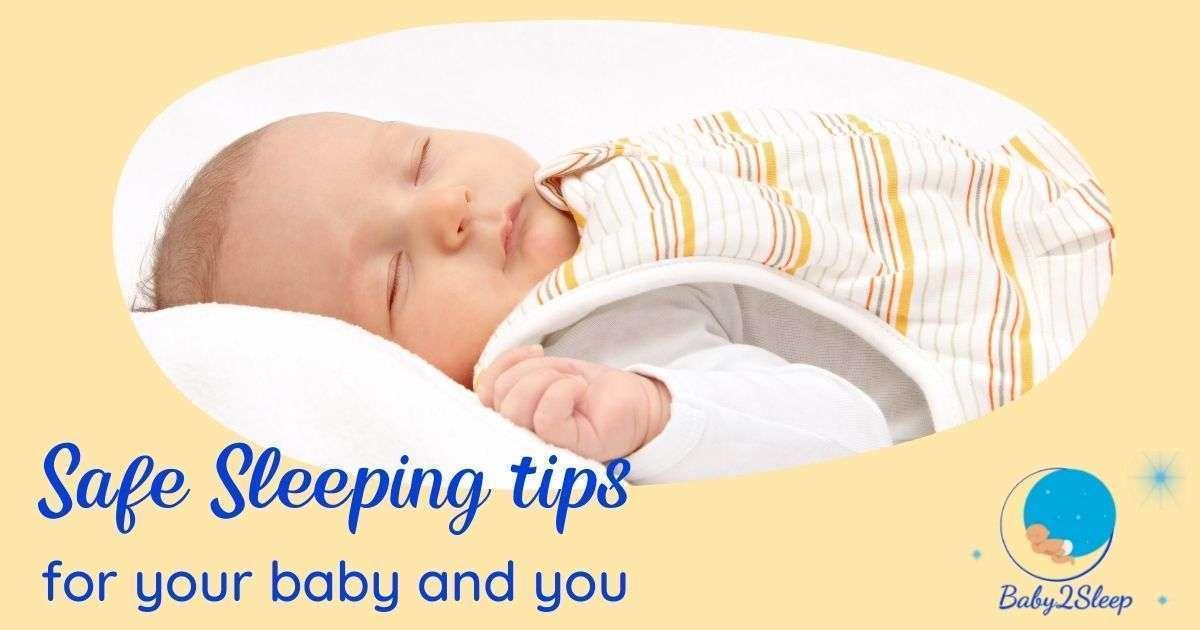safe sleeping tips