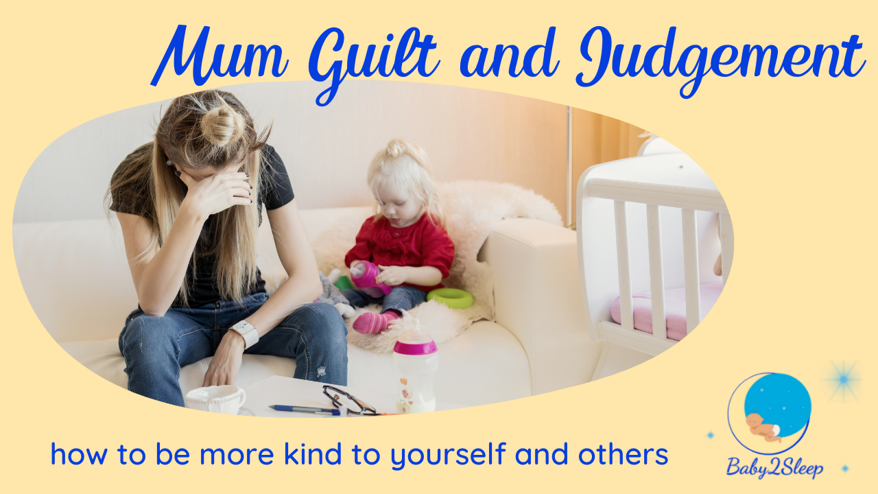 mum guilt and judgement
